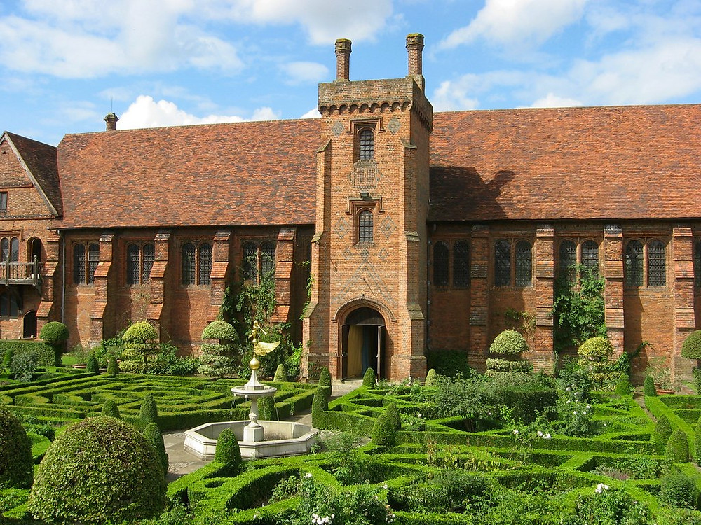 the Old Palace of Hatfield House
