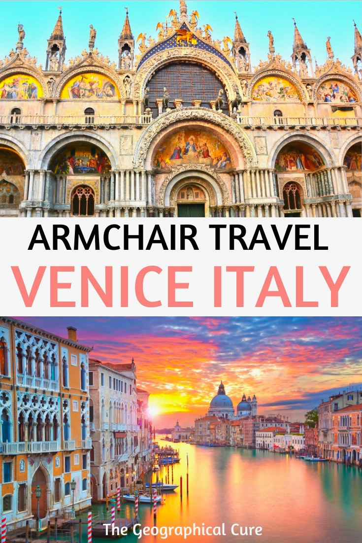 Armchair Travel Guide to Venice Italy
