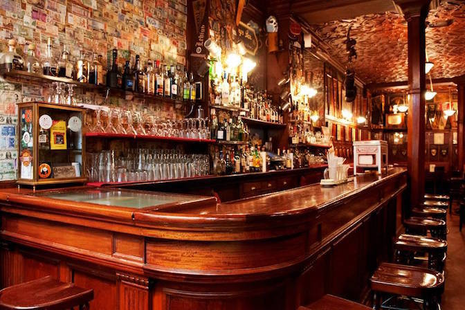 Harry's New York Bar in Paris