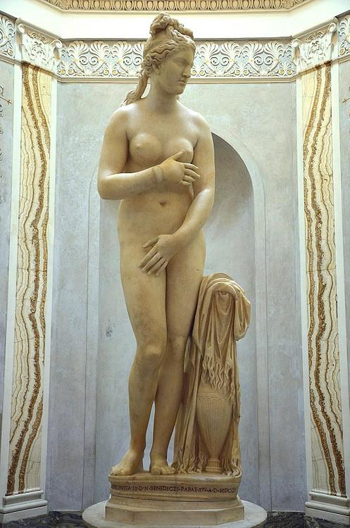 the Capitoline Venus