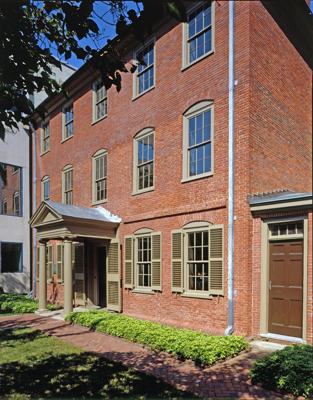 Henry Wadsworth Longfellow House