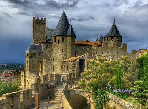 Carcassonne -- Medieval Marvel or Medieval Siege?