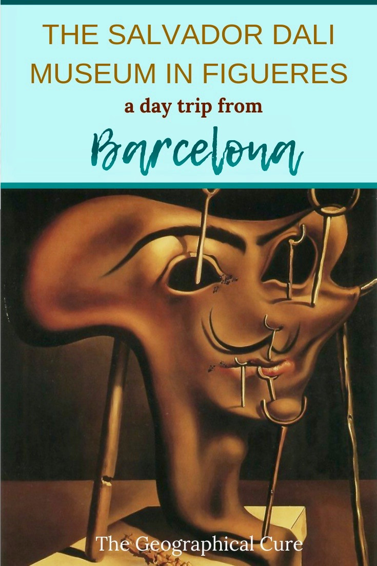 The Salvador Dali Theater and Museum in Figueres, a Day Trip from Barcelona