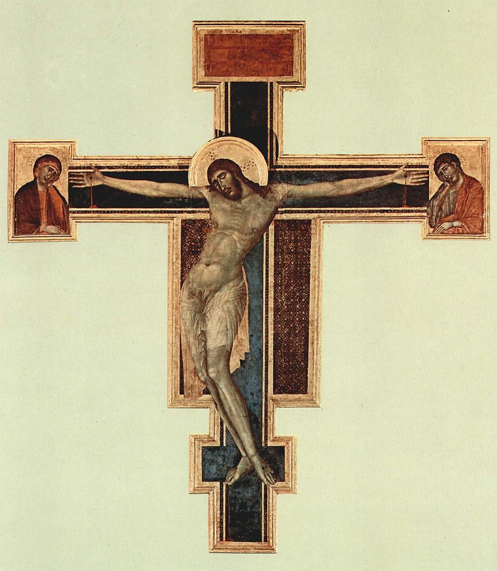 Crucifix of Cimabue, 1280