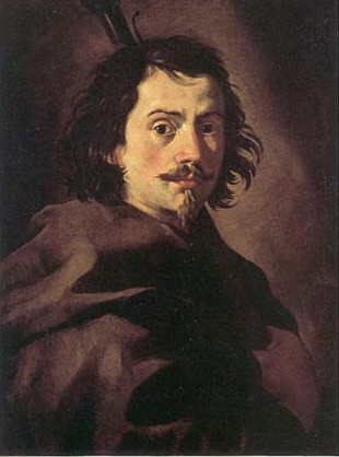 anonymous portrait from Borromini's youth