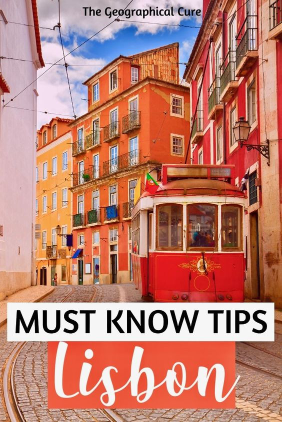 must know tips for lisbon