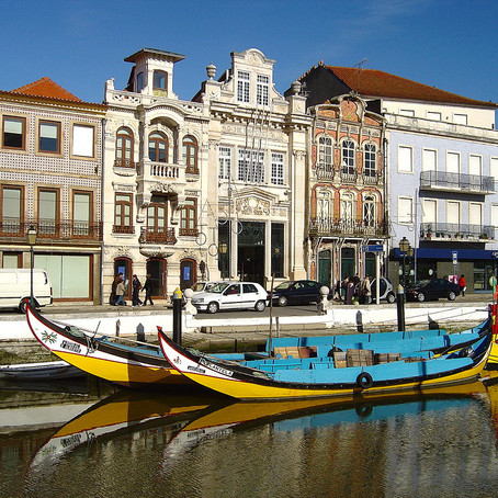 """Honest Review of Aveiro: the Town Is Decidedly Not The """"Venice of Portugal"""""""
