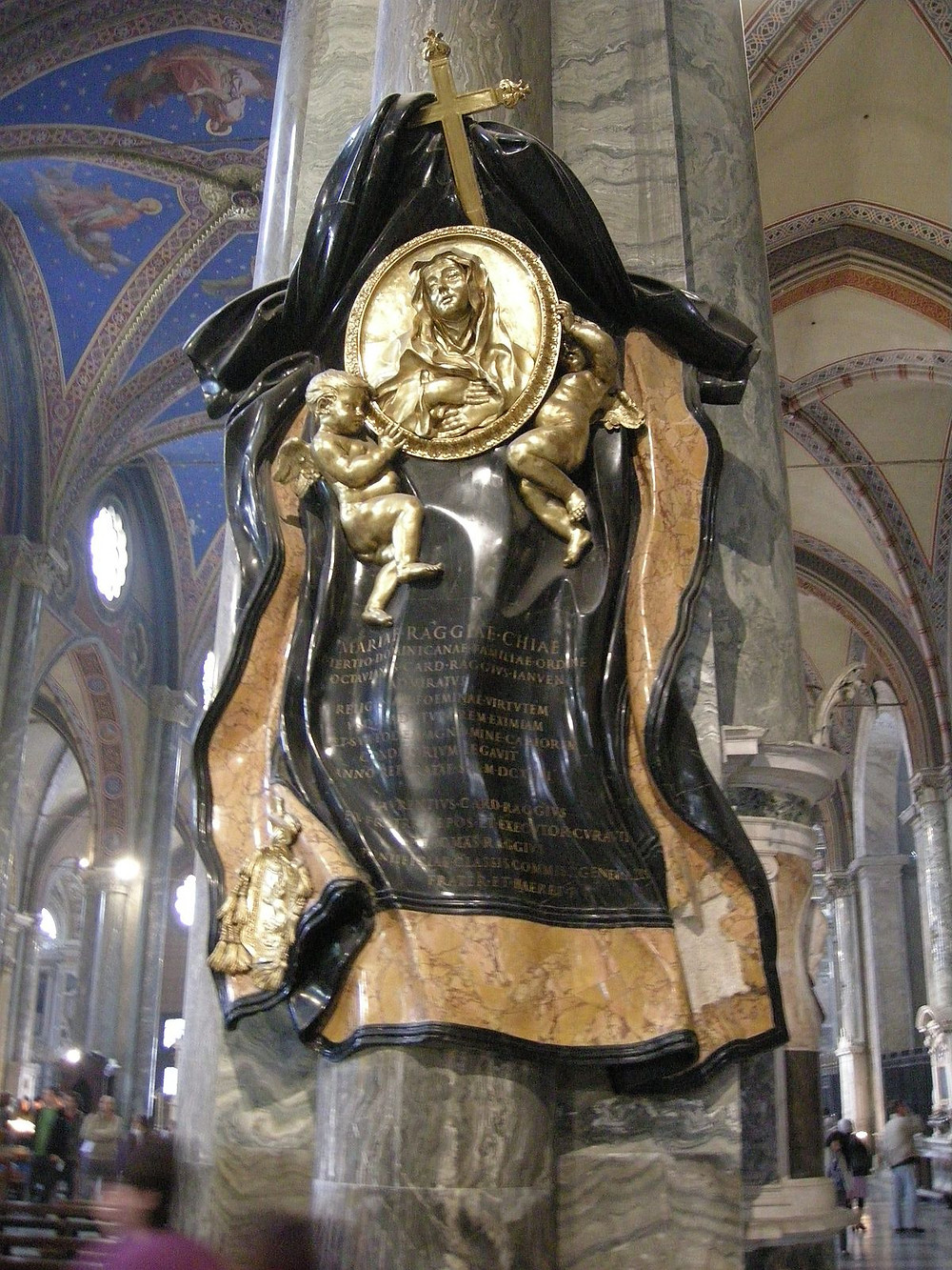 Bernini's Memorial to Maria Raggi