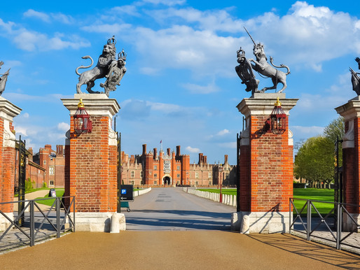 Guide To Hampton Court Palace: Henry VIII's Royal Stomping Grounds