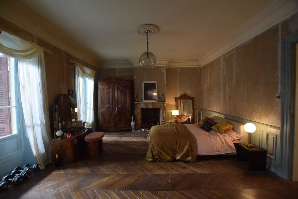 Villanelle's dreamy Parisian apartment