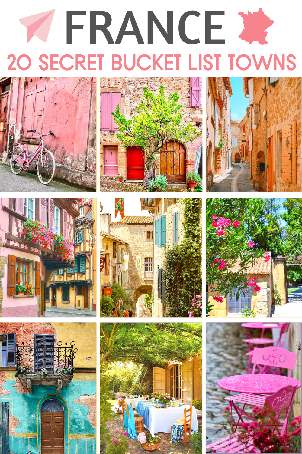 Off the Beaten Track Towns and Hidden Gems in France