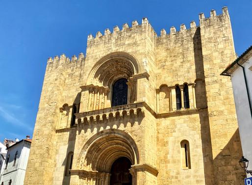 Sé Velha: Coimbra's Doughty 12th Century Cathedral-Castle