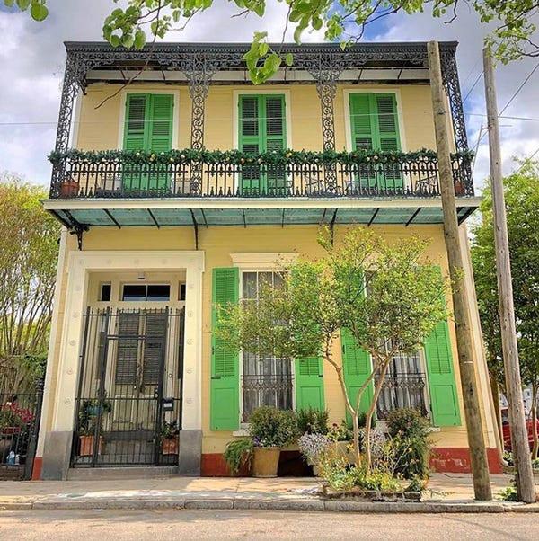 Maison Vitry in New Orleans
