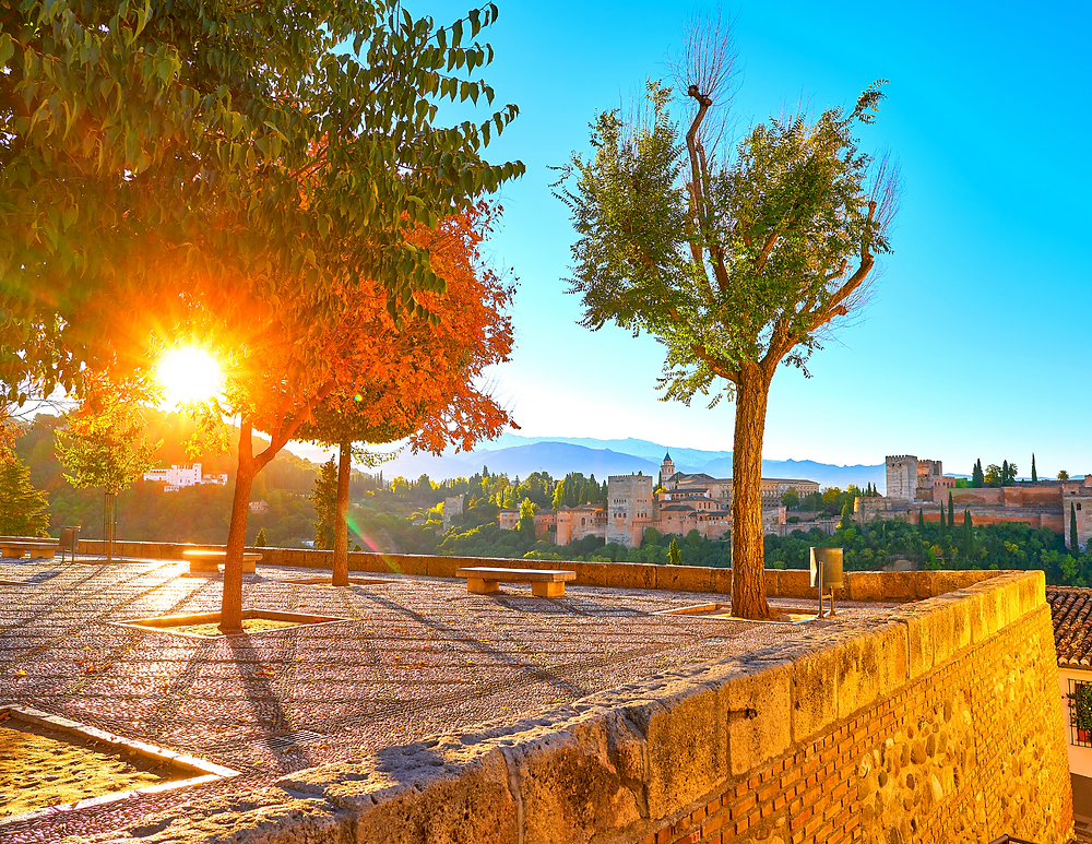 Mirador San Nicolás, the best viewpoint in Granada