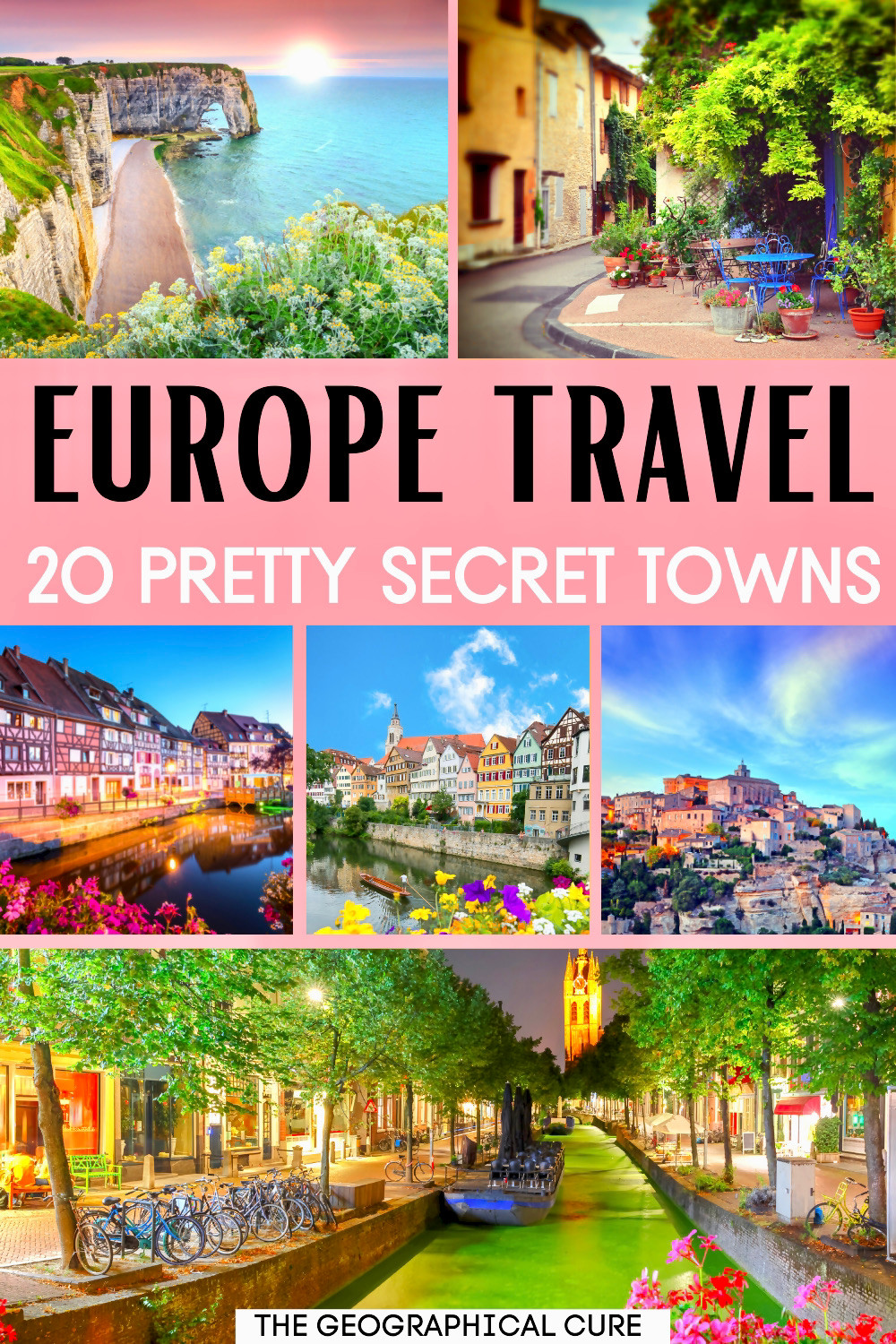 ultimate guide to the most beautiful hidden gem towns in Europe