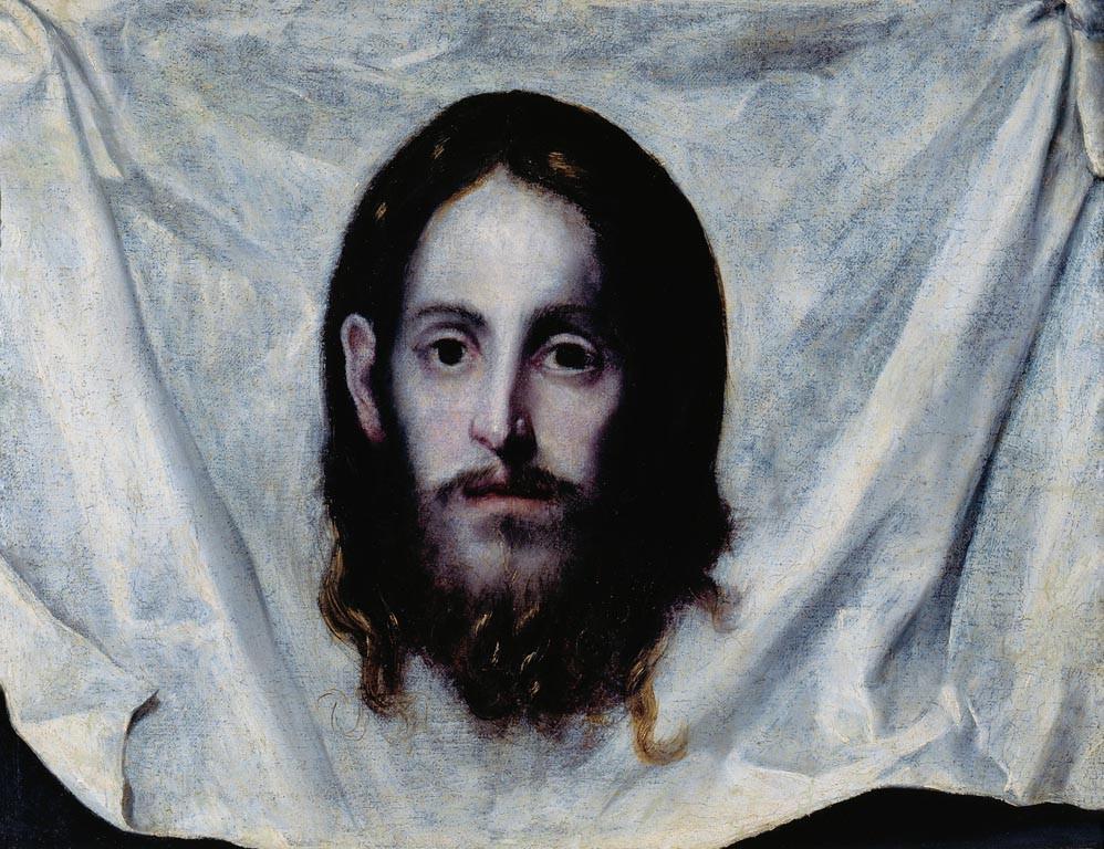 El Greco, Santa Face, circa 1586-95