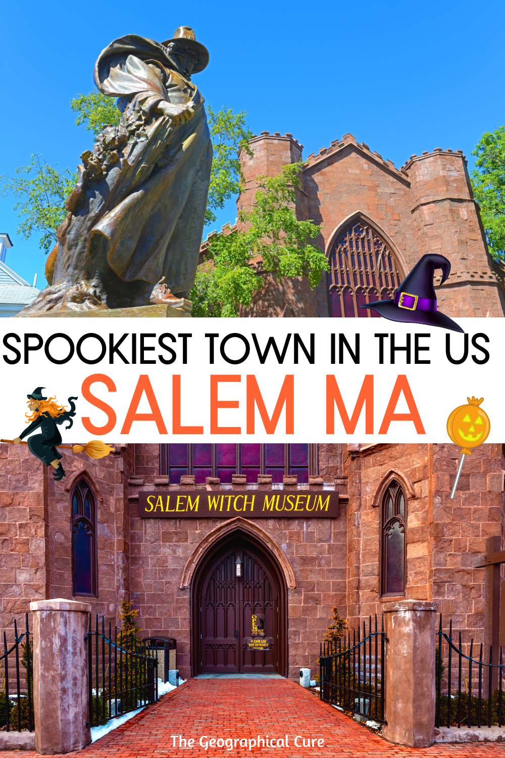 Must See Historic Sites in Salem Massachusetts, the Spookiest Town in the Untied States
