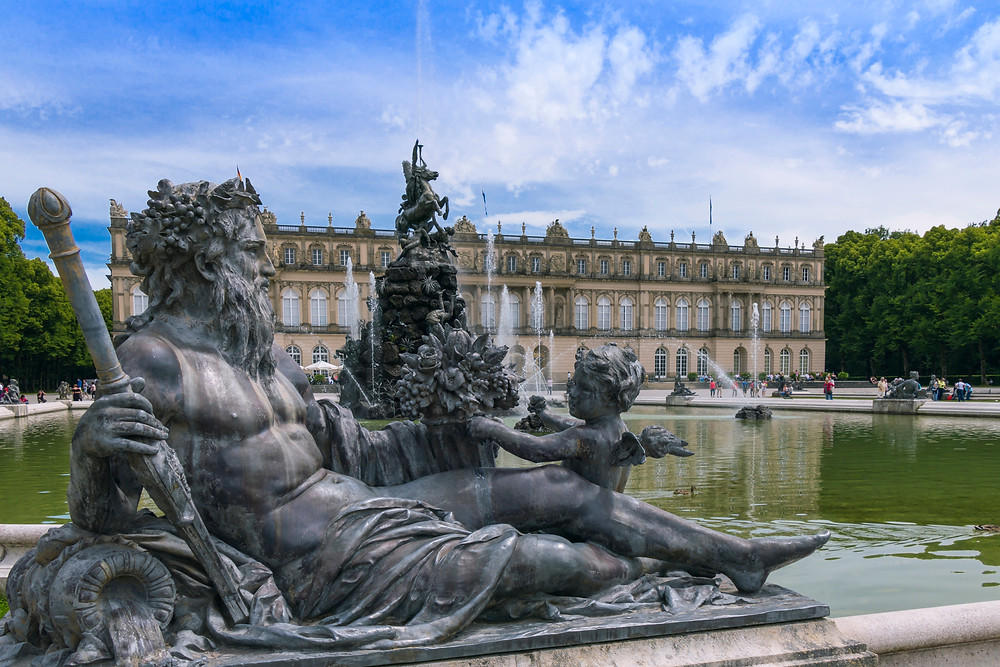 Herrenchiemsee Palace, the extravagant Versailles knock off that may have cost Ludwig II his throne