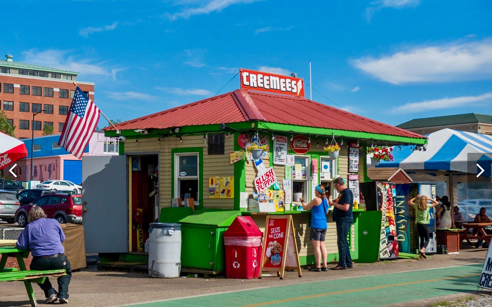 Creemees on the Waterfront