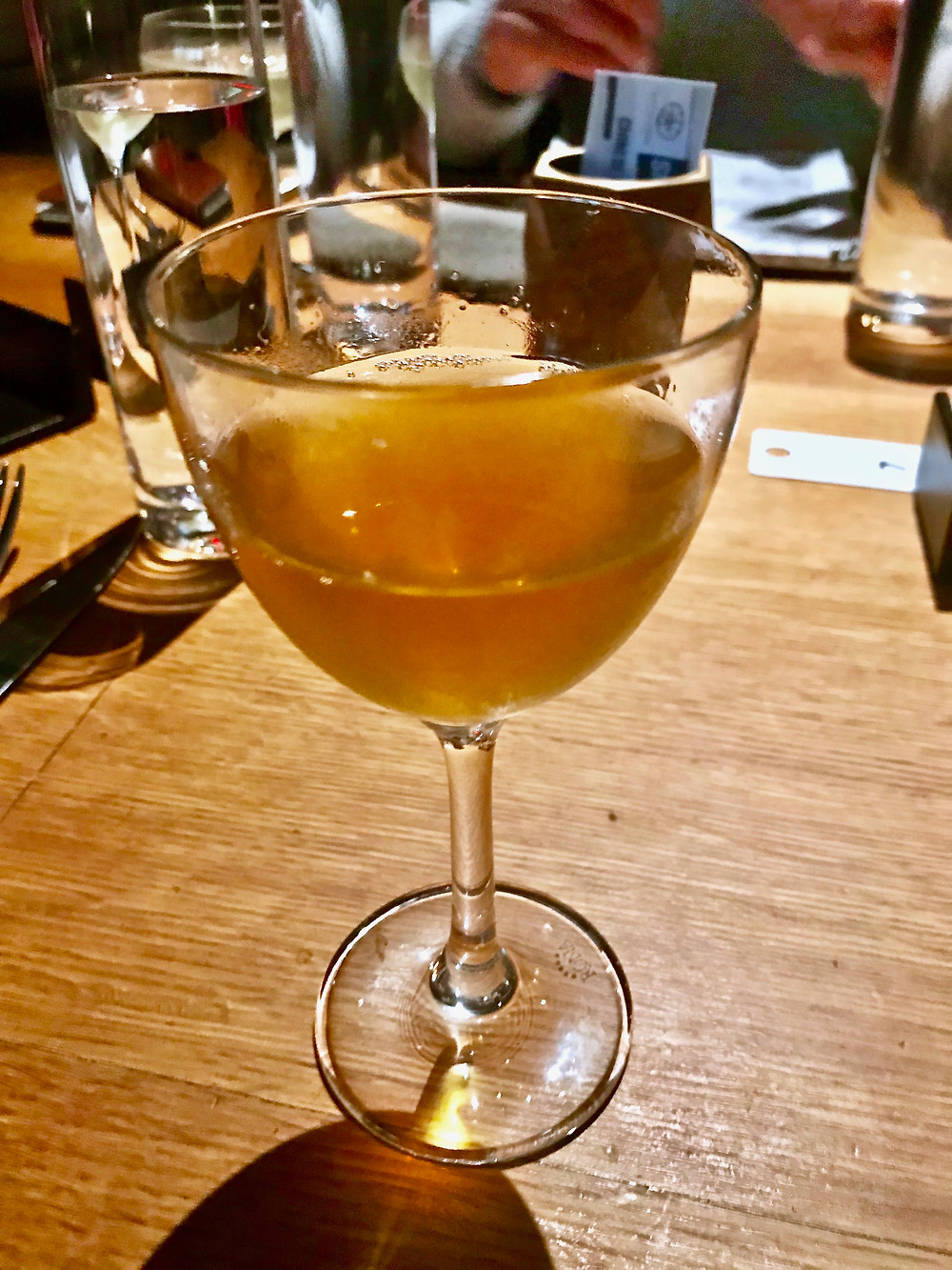 "the ""vermouth"" cocktail"