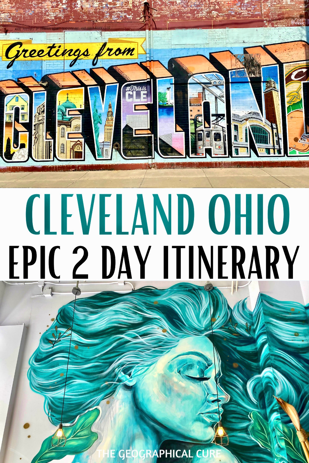 ultimate two day itinerary for Cleveland Ohio