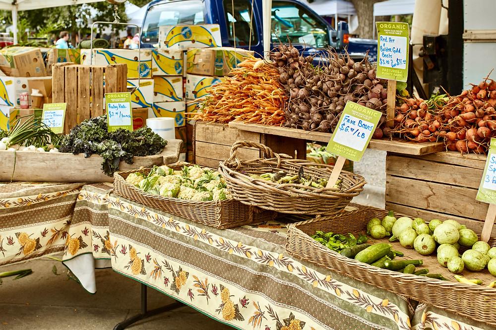 Boulder Farmer's Market