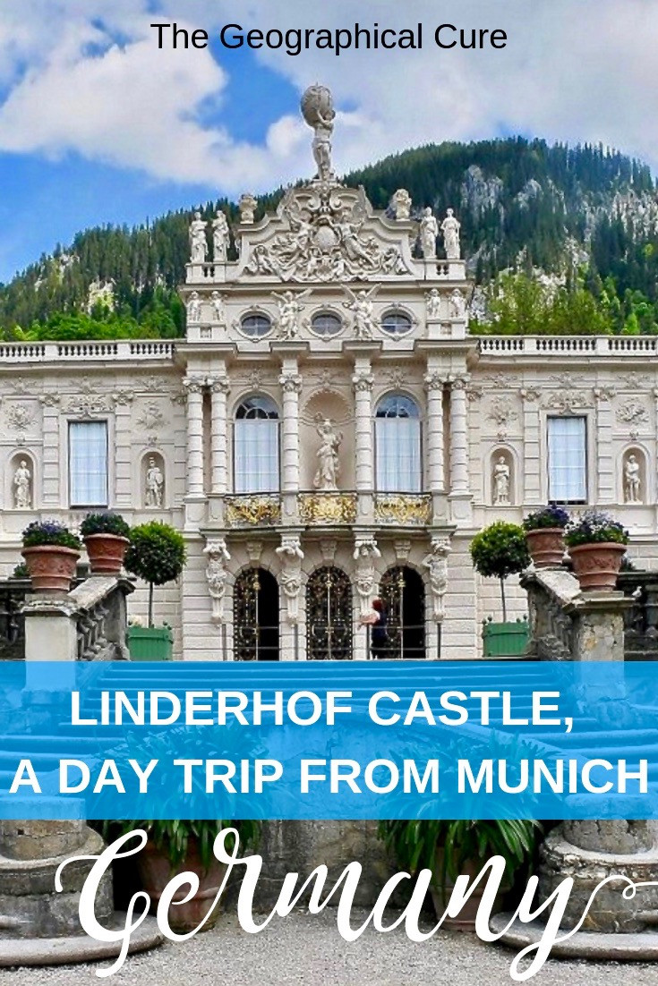 Linderhof Palace, a UNESCO site and great day trip from Munich