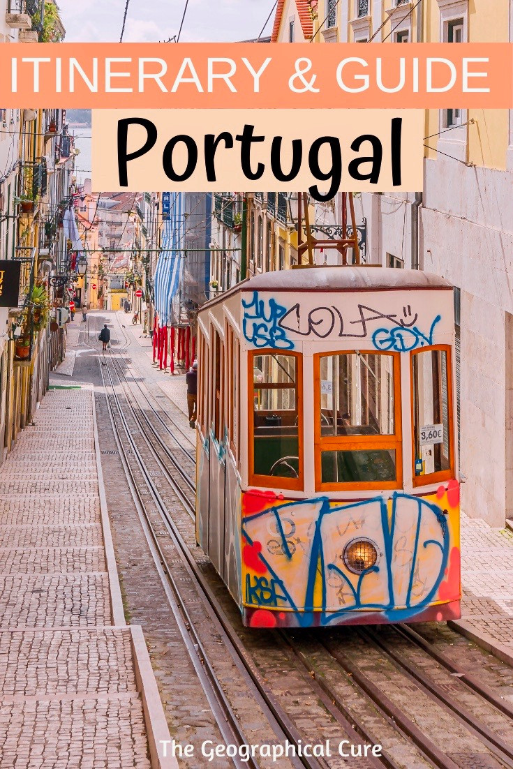 10 day itinerary and guide for Portugal, one of Europe's best and hottest destinations
