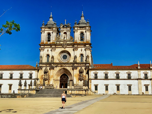 Oh Vanity! Guide To Portugal's Alcobaça Monastery