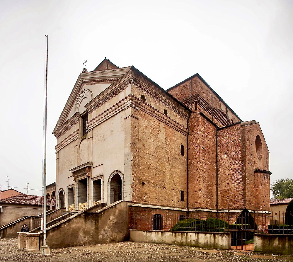Church of San Sebastian