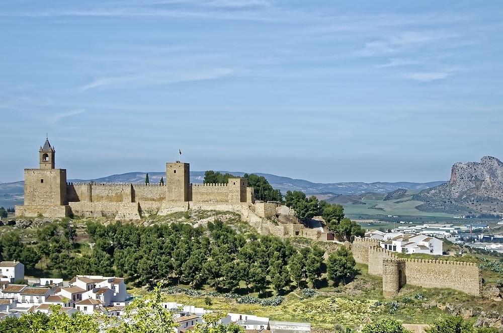 Antequera's Alcazaba