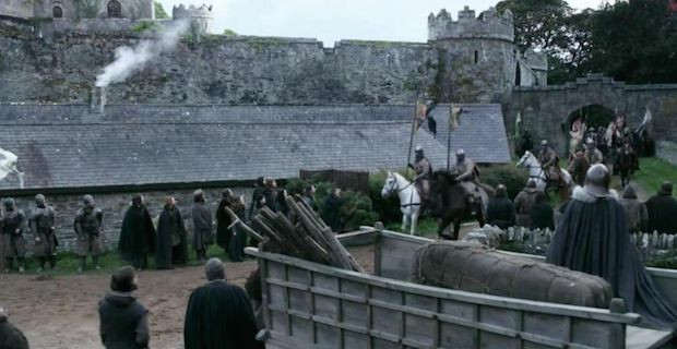 Season 1 Game of Thrones at Doune Castle