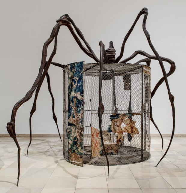 Louise Bourgeois, Spider, 1977