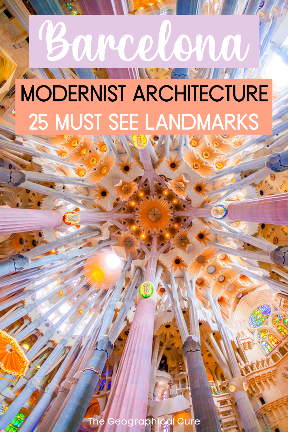 Guide to Modernist Architecture in Barcelona
