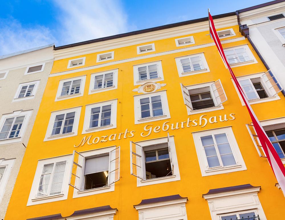 Mozart House in Vienna
