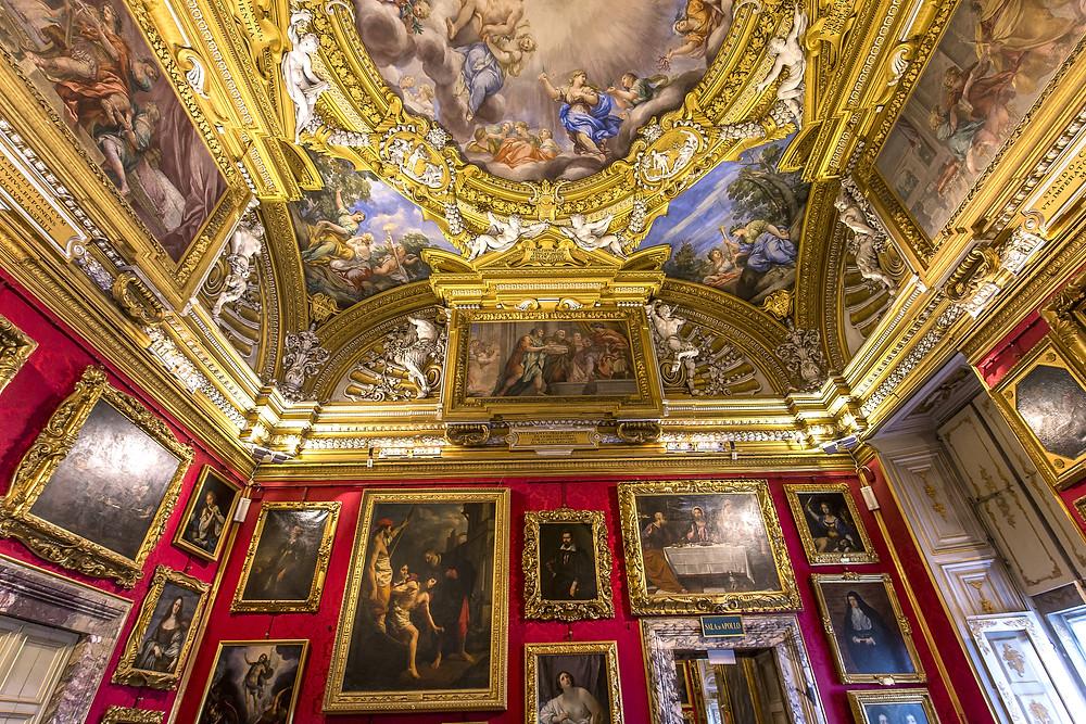 Palatine Gallery of the Pitti Palace