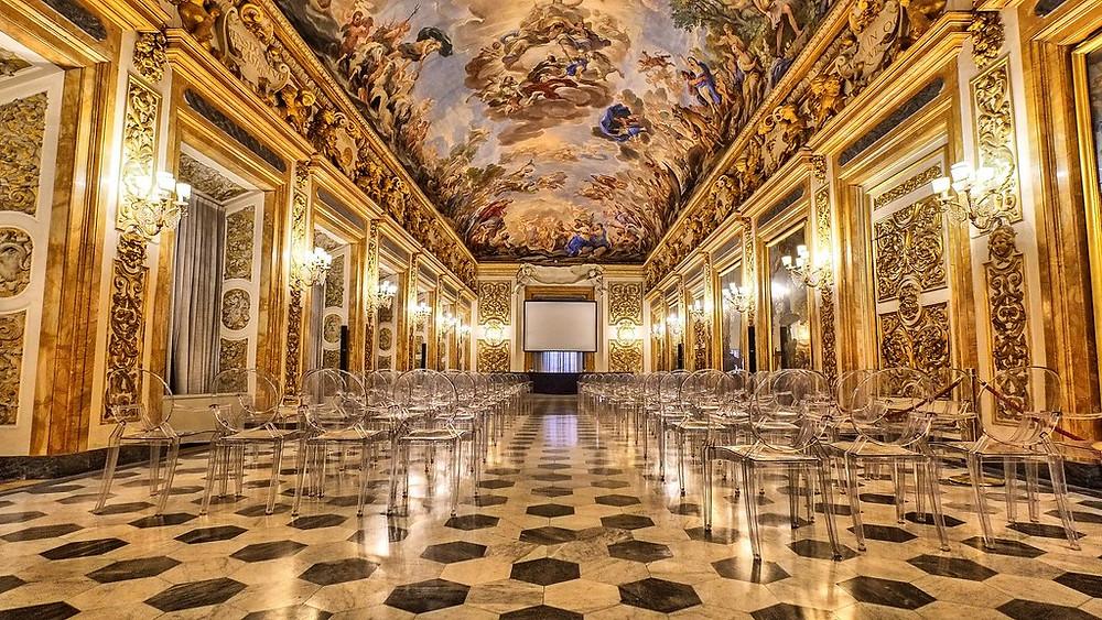 Galleria Riccardania in the Medici-Ricardi Palace