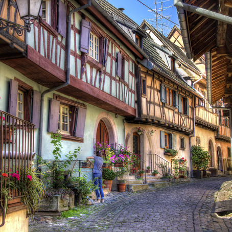 Hidden Gems in France: The Most Beautiful (Mostly) Secret Villages in France