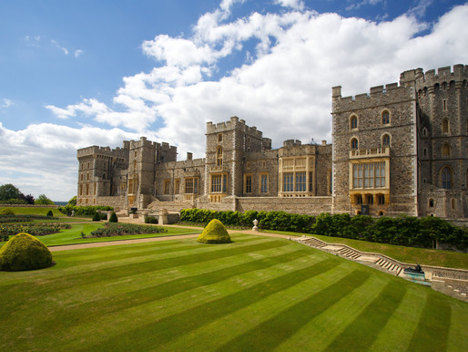 Quarantine With the Queen: A Virtual Tour of Windsor Castle