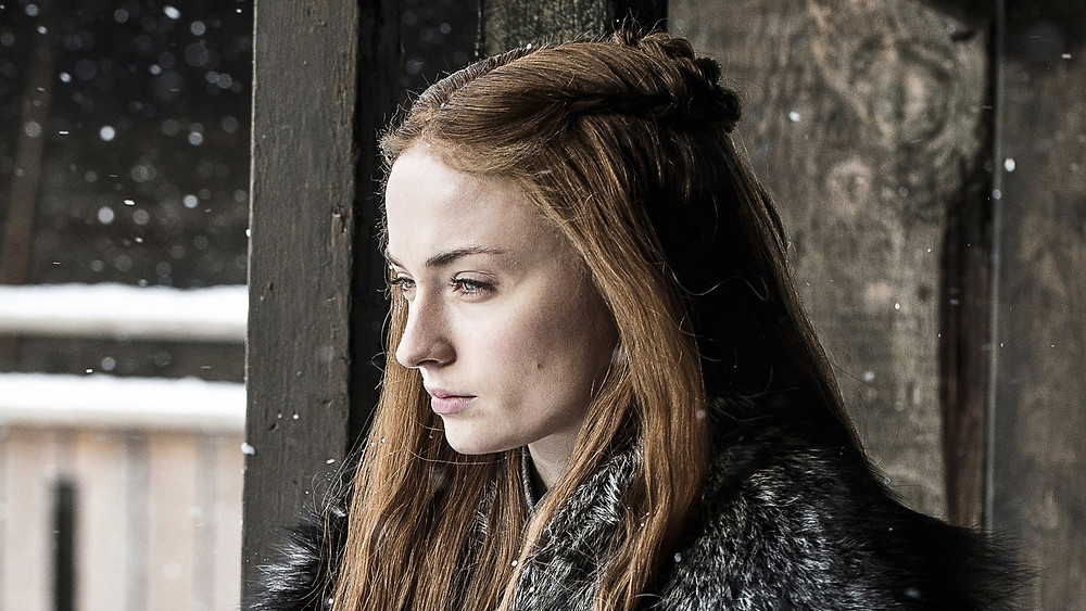 "Sansa is disappointed in Tyrion and tells him she used to think he was ""the cleverest main Westeros."""