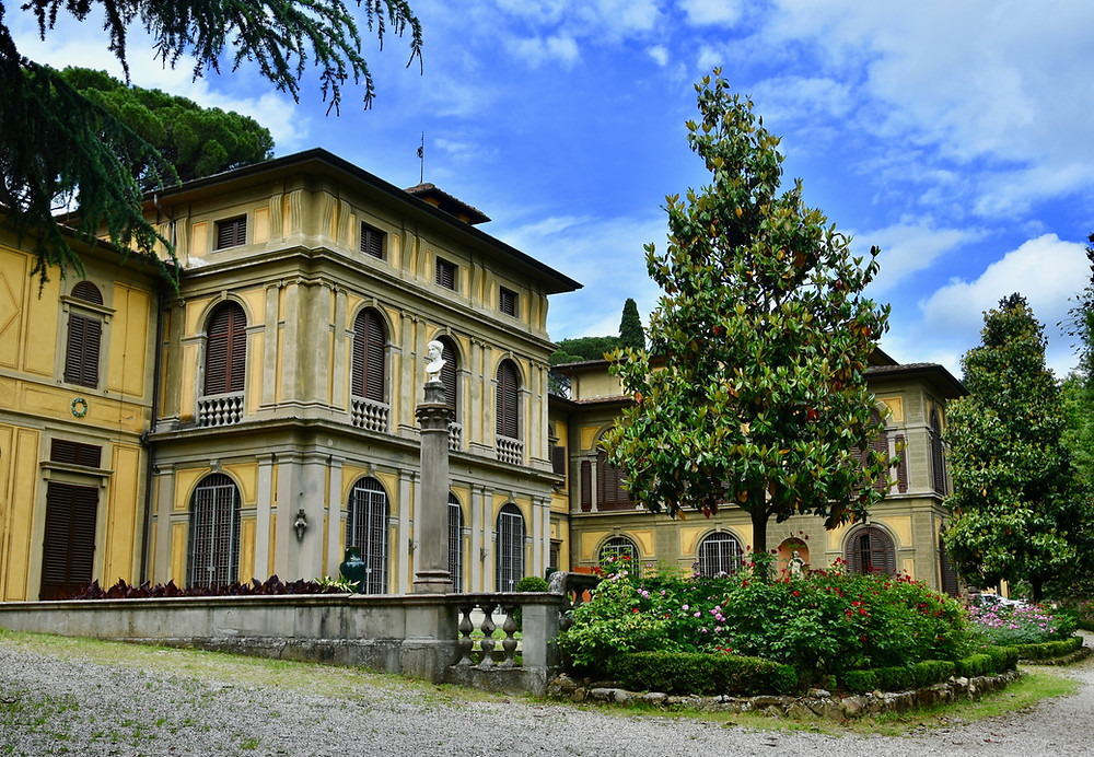 Stibbert Museum in Florence