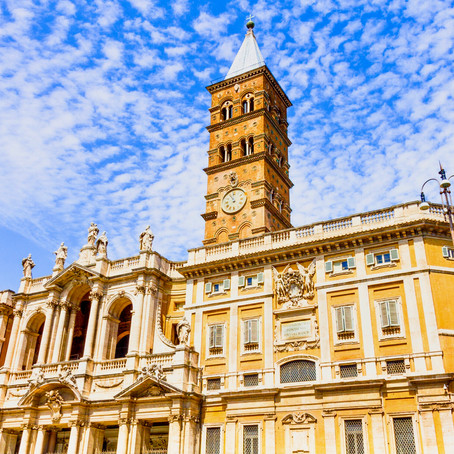 Guide To the Basilica of Santa Maria Maggiore, a Must See Church in Rome Italy