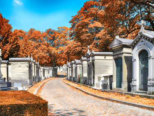 Guide To Père Lachaise Cemetery in Paris, Resting Place of Brilliant Minds