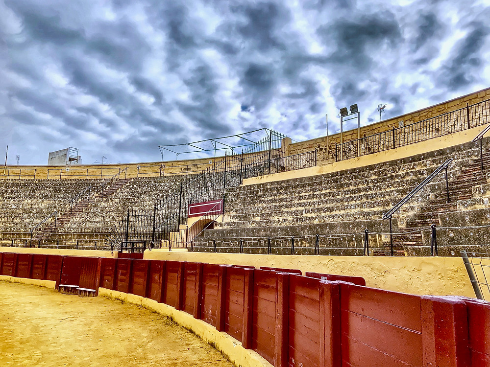 Osuna's Bullring, which serves as Danzak's Pit in Mereen on Game of Thrones
