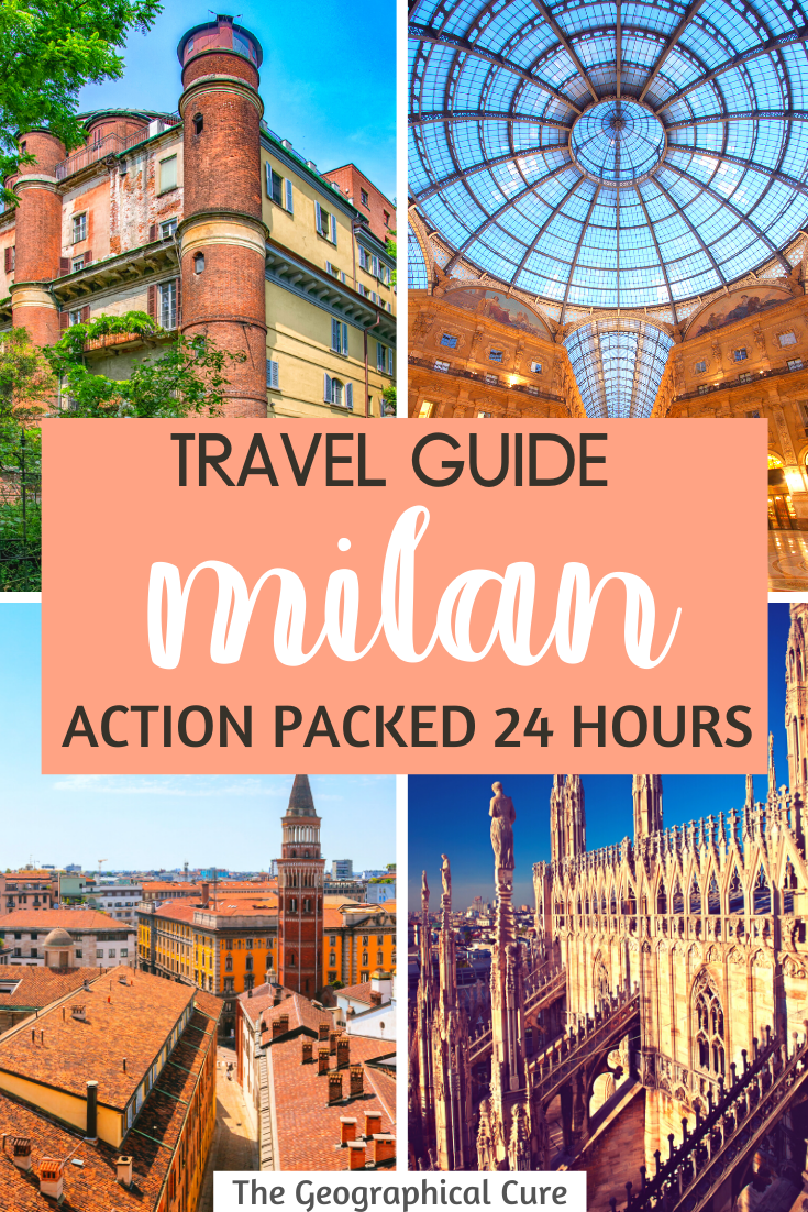 Milan Travel Guide: 24 Hour Itinerary