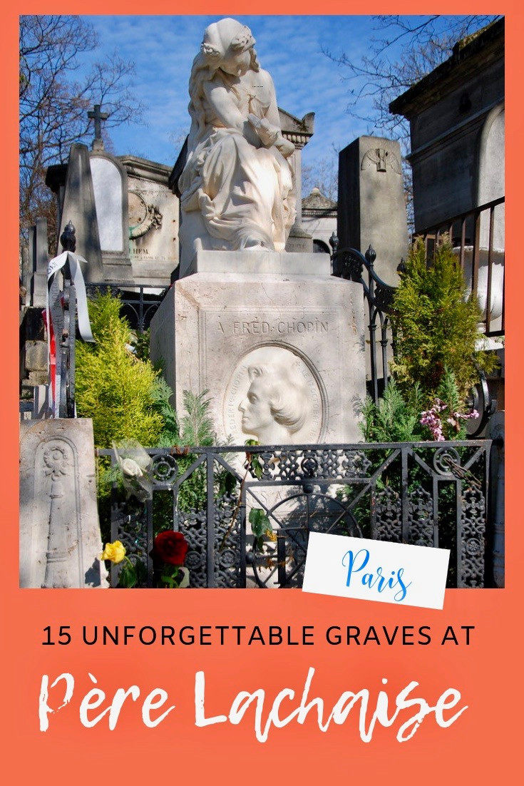 15 Important Graves at Pere Lachaise Cemetery