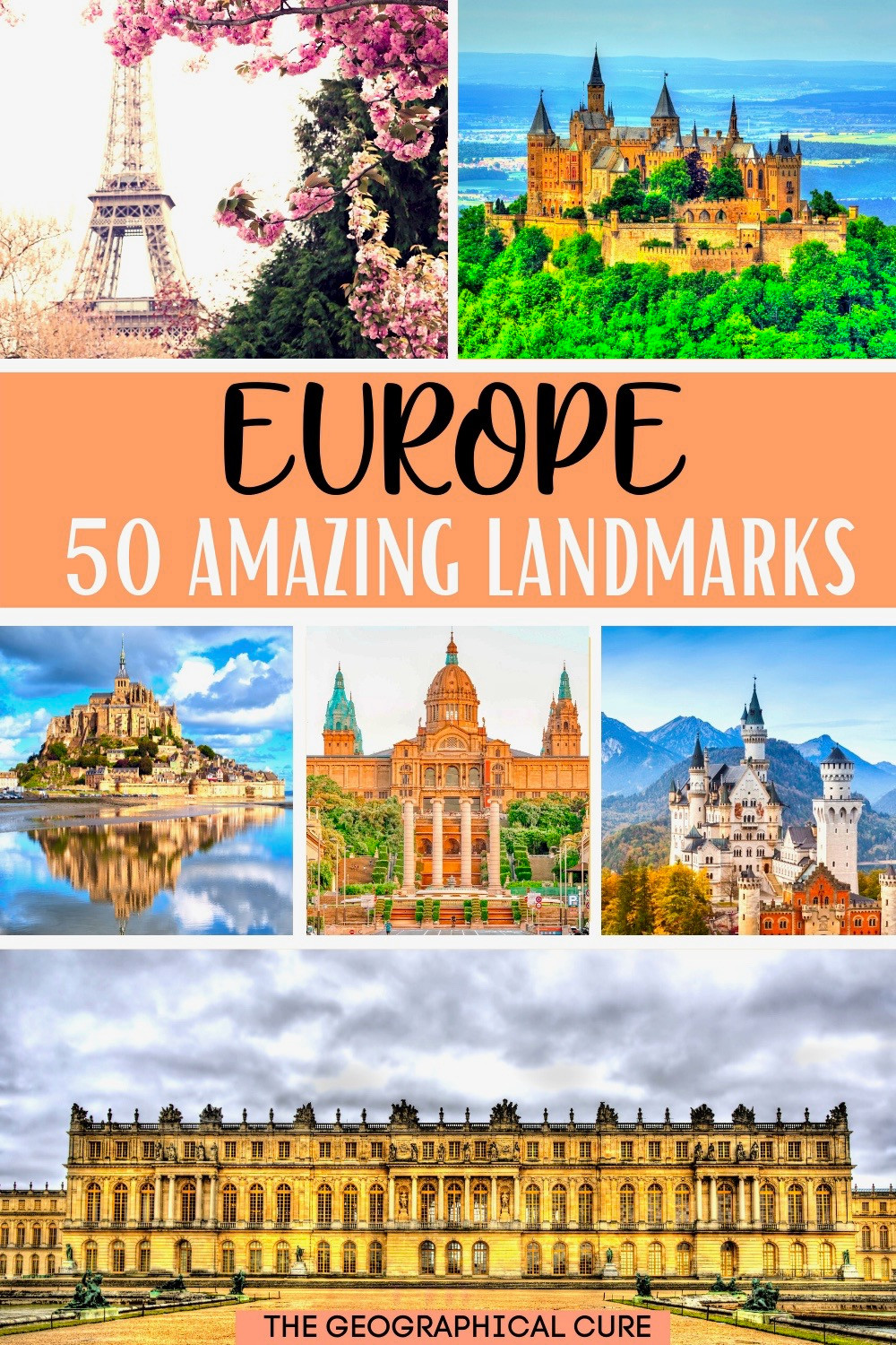 guide to the 50+ best UNESCO sites and landmarks in Europe