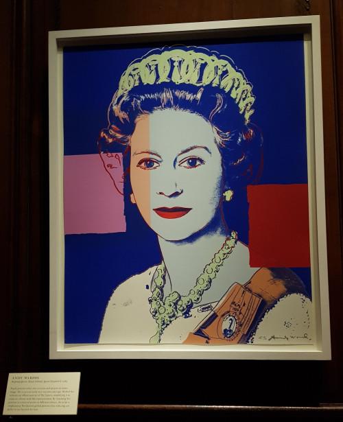 Queen Elizabeth II, Andy Warhol, 1985