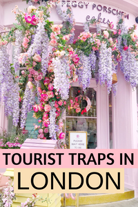Tourist Traps in London England: what to avoid and what to do instead