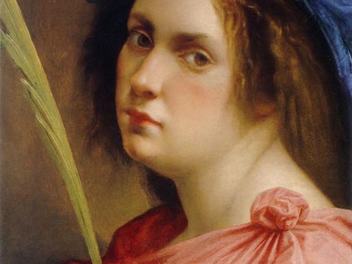 Baroque Artist Artemisia Gentileschi, the #MeToo Movement's Old Master